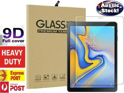 AU8.98 • Buy Tempered Glass Screen Protector For Samsung Galaxy Tab A 8.0 10.1 10.5 S5e S6 S7