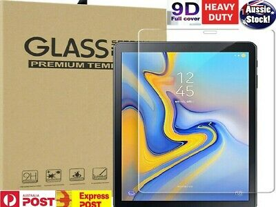 AU8.15 • Buy Samsung Galaxy Tab S6 10.5  / S4 / S2 Glass Pro+ Tempered Glass Screen Protector