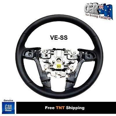 AU245 • Buy Steering Wheel Leather VE SS Commodore 6.0 V8  Factory Genuine Holden 92194398