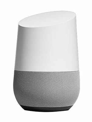 AU129 • Buy Google Home Smart Assistant Speaker White/slate New