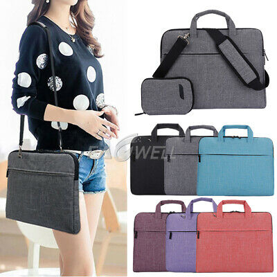 AU28.64 • Buy For 11  12  13  14  15 ~17.3  Inch Notebook Universal Laptop Shoulder Sleeve Bag