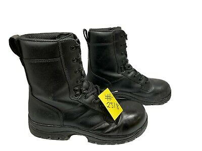 $69.42 • Buy Magnum Elite Shield CT CP WP Used Genuine Black S3 Safety Boot Size 7 #2518