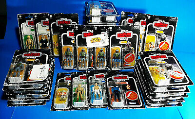 $ CDN26.12 • Buy Star Wars💥RETRO COLLECTION💥Vintage Style 3.75  Figures✅You Choose!✅Fast Ship!