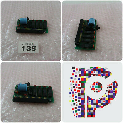 Commodore Amiga 500 0.5meg Memory Expansion Upgrade Your A500 To 1meg + Clock • 26.34£