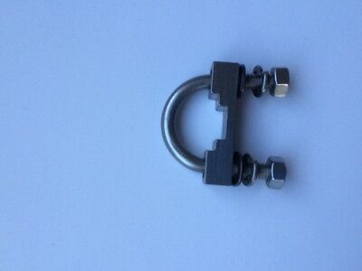 AU22 • Buy Stainless Steel M6 U Bolt  In Packets Of 5