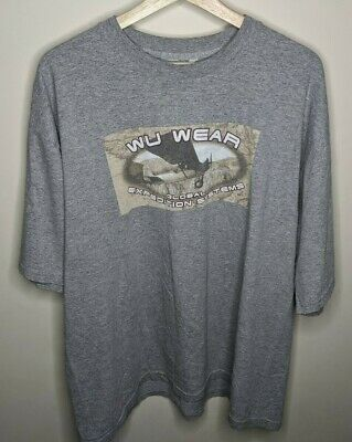 $ CDN30.32 • Buy Wu Wear Global Expedition Systems Graphic Shirt Mens XL VTG 90s USA Vintage