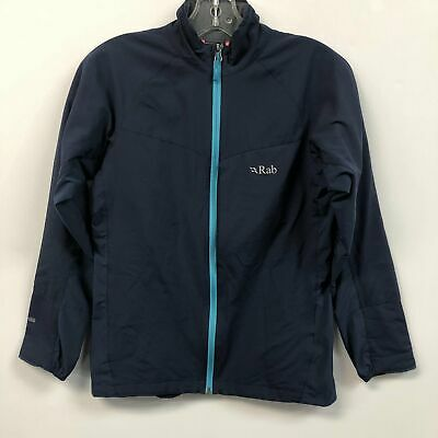 £81.67 • Buy Rab Vapour-Rise Jacket, Navy, Women's Small, Previously-Owned (SKU: Z1BVUC)