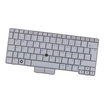 AU27.08 • Buy German Layout White Keyobard W/ For HP Compaq 2710 EliteBook 2730 2730P Laptop