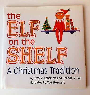 AU15.45 • Buy The Elf On The Shelf A Christmas Tradition ~ BOOK ONLY ~ Unmarked And Clean