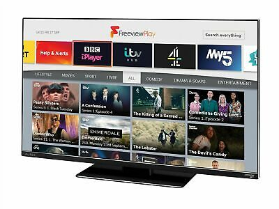 £377 • Buy AVTEX 219DSFVP 21.5  12V/240V Wi-Fi Connected HD TV With Freeview Play