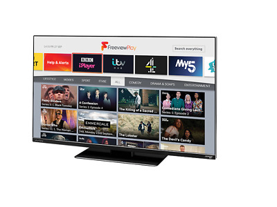 £379 • Buy AVTEX 249DSFVP 24  12V/240V Wi-Fi Connected HD TV With Freeview Play