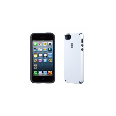 $ CDN751.37 • Buy Lot Of 50 Speck Candyshell Case IPhone 5C White/Charcoal Grey Core