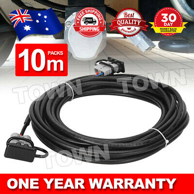 AU29.85 • Buy 10M 50Amp Anderson Plug Extension Lead Twin Core Automotive Cable Black