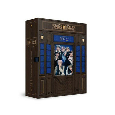 $79.99 • Buy BTS 5th MUSTER MAGIC SHOP DVD Ver Disc+Photobook+Photocard+ETC+Tracking Number