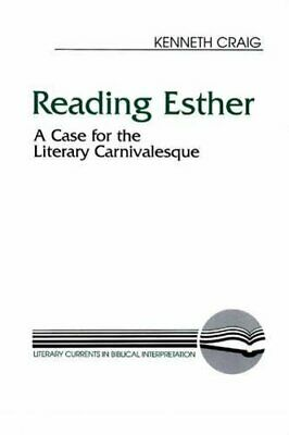 £19.87 • Buy Reading Esther: A Case For The Literary Carnivalesque By Craig, M., New,,