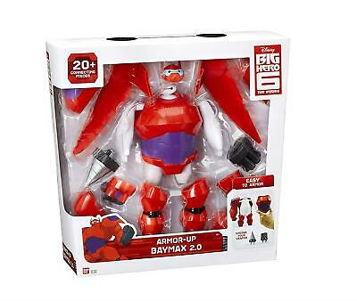 £19.99 • Buy Disney Big Hero 6 41295 Armour Up Baymax 2.0 Toy