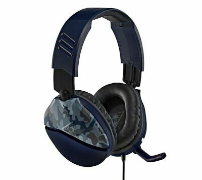 £22.99 • Buy TURTLE BEACH Recon 70 Gaming Headset - Blue Camo - Currys