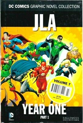 JLA Year One Part 1 (DC Comics Graphic Novel Collection Issue 7) New Book • 5.99£