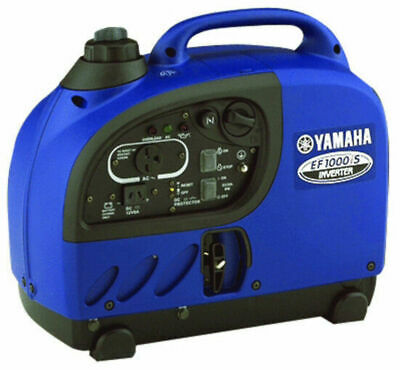 AU1795 • Buy Genuine YAMAHA GENERATOR EF1000is Silent Inverter OHV 4 Stroke FREE POST