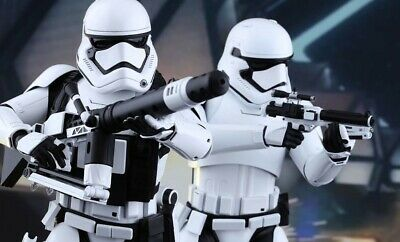 AU375 • Buy Hot Toys Star Wars The Force Awakens Stormtroopers 1/6 Action Figure MMS319