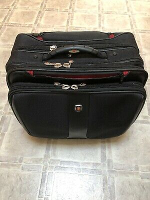 Wenger Potomac Swiss Rolling Travel Briefcase Computer Bag • 22.43£