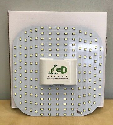 LED 2D Retrofit Lamp GR10q 4 Pin 4000K Day White - 12w • 7£