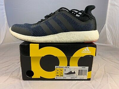 $ CDN64.99 • Buy Adidas Pure Boost Running Shoes Navy Size 11W 10M S79266