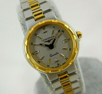 $ CDN330 • Buy LONGINES CONQUEST Gray Dial Ref. 3343 Cal. L153.2 Swiss Vintage Watch
