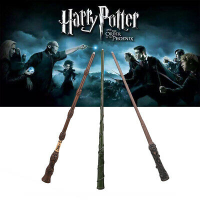 AU20.84 • Buy Harry Potter LED Light-up Magic Wand Hermione Dumbledore Cosplay Xmas Free Gifts