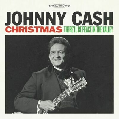 £12.94 • Buy Johnny Cash - Christmas:There'll Be Peace In The Valley [New & Sealed] 12  Vinyl