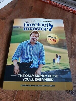 AU10.95 • Buy The Barefoot Investor: The Only Money Guide You'll Ever Need 2018 Edition