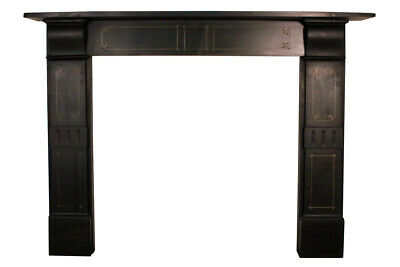 £1250 • Buy Antique 19th Century Victorian Slate Fireplace Surround.