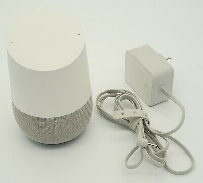 AU89 • Buy Google Home Smart Assistant - White Slate -cgl3030