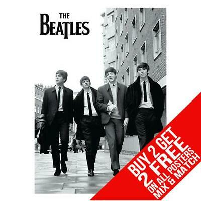 £8.99 • Buy The Beatles Bb1 Poster Art Print A4 A3 Size - Buy 2 Get Any 2 Free