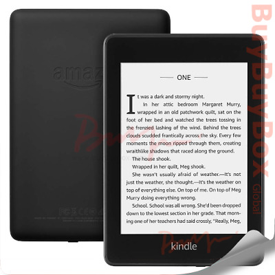 AU305.88 • Buy Brand NEW Amazon Kindle Paperwhite 2018 6  Wi-Fi Black 32GB