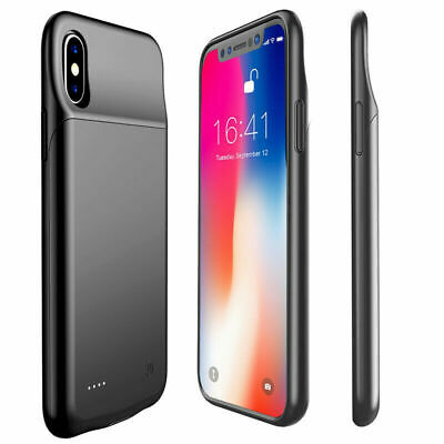 AU32.36 • Buy Super-Speed Battery Charger Power Bank Charging Case For IPhone X XS MAX 11 Pro