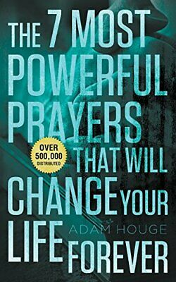 AU10.68 • Buy The 7 Most Powerful Prayers That Will Change Your Life Forever. Houge, Adam.#