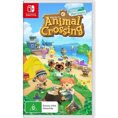 AU69 • Buy Animal Crossing: New Horizons - Nintendo Switch