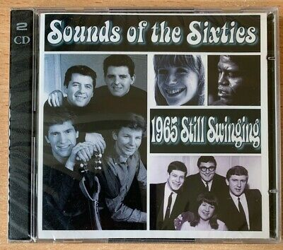 Time Life - Sounds Of The Sixties 1965 Still Swinging NEW & SEALED 2CDs TLSCC/13 • 40.49£