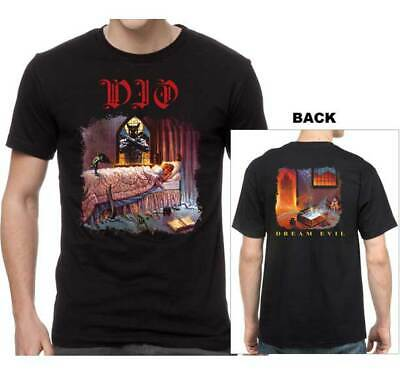$18.95 • Buy Dio - Dream Evil - T-shirt - Brand New & Licensed - Music Dio20002