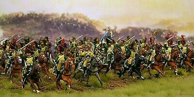 1/72 Scale Waterloo Napoleonic Wars Model Figures And Accessories • 16.90£