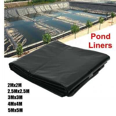 Pond Liner 25 Year Guarantee - Garden Pool Pond Liners For Fish Pond Landscaping • 11.99£
