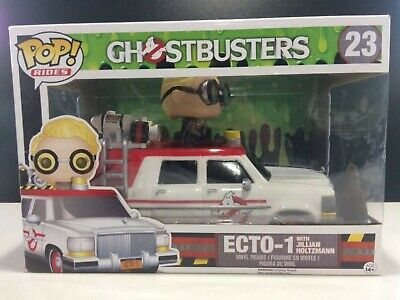 NEW Funko Pop Ecto-1 Ghost Busters Car #23! • 38.57£