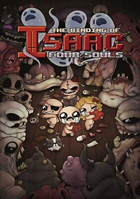 AU60.30 • Buy The Binding Of Isaac Four Souls Card Game 2-4 Players Fun For Kids Ages 13+