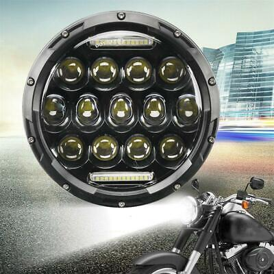 AU43.30 • Buy 7 Inch 13LED Headlight Driving For Harley Davidson Street XG500 Softails Dyna 1x