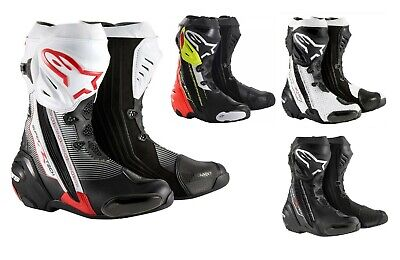£299.99 • Buy Alpinestars Supertech R Motorcycle Race Track Road Boots