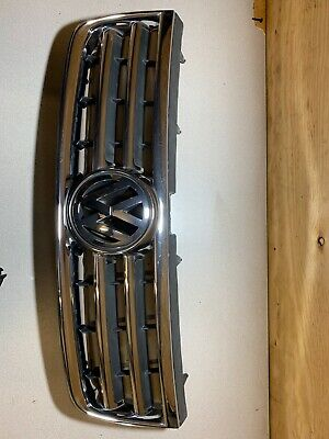 Original Volkswagen Touareg 7l Radiator Grill With Badge 7l6853601a • 79.98£