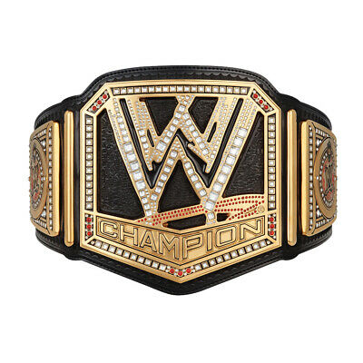 $193.99 • Buy Official WWE Authentic  Championship Kids Replica Title Belt Multi