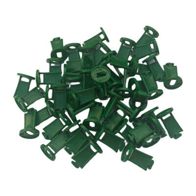 Set Of 50 Extenders Greenhouse Clips For Farm Garden Greenhouse Shading • 5.66£