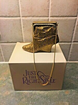 Just The Right Style By Raine  All That Glitters  Putting On The Ritz Music Shoe • 8.95£